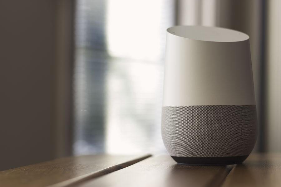 Google Home - Slimme speaker van Google