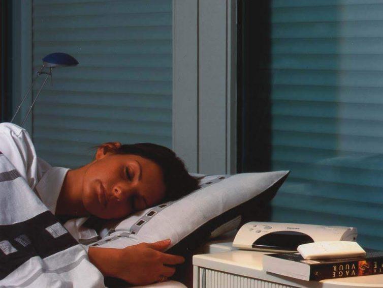 Goede nachtrust met verduisterende raamdecoratie