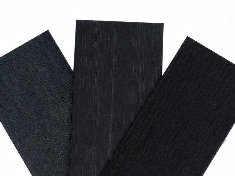 Drie nieuwe zwart tinten in de houten jaloezieën collectie van CopaHome!